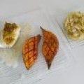 Patate douce et poisson